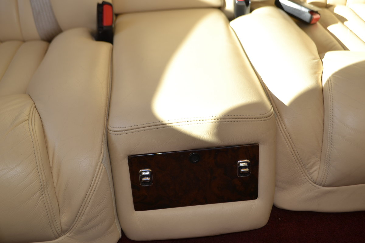 2000 Bentley Arnage Red Label For Sale (picture 5 of 11)
