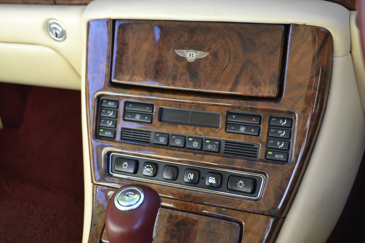 2000 Bentley Arnage Red Label For Sale (picture 6 of 11)