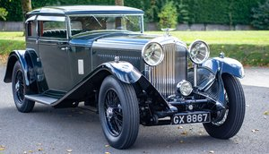 1932 Bentley 8 Litre Short Chassis Coupe For Sale