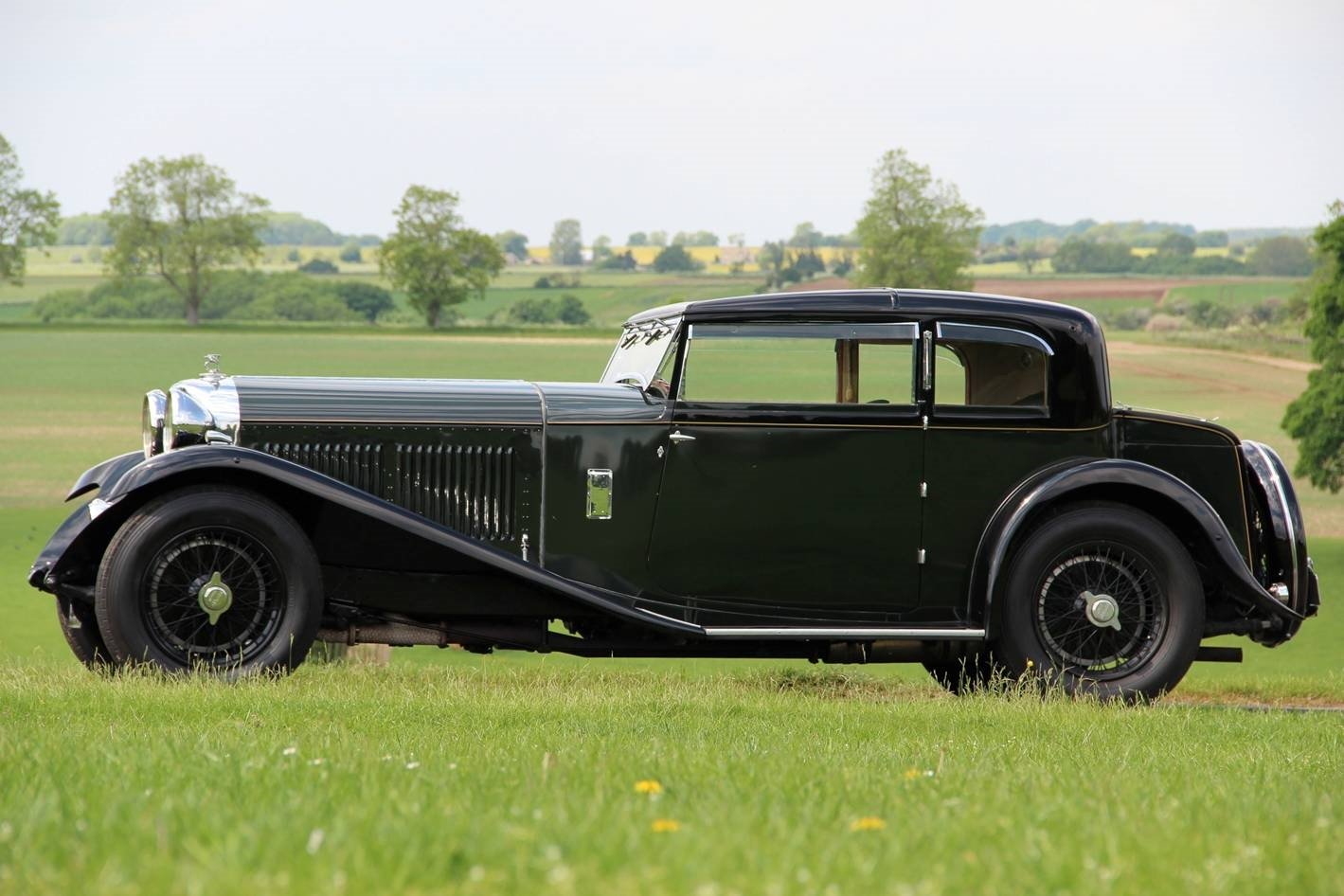 1932 Bentley 8 Litre Short Chassis Coupe For Sale (picture 3 of 6)