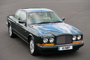 1993 BENTLEY CONTINENTAL R For Sale