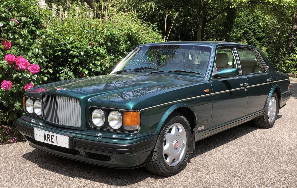 1996 BENTLEY TURBO RL MkIV For Sale (picture 1 of 6)