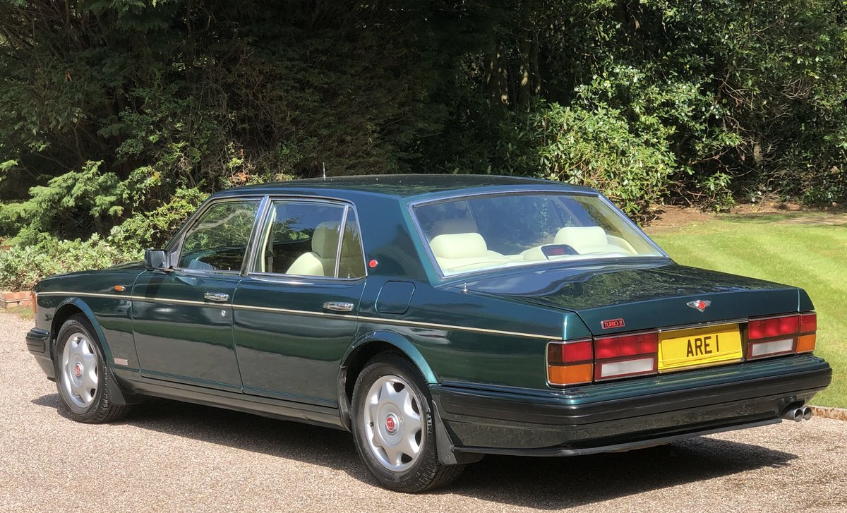 1996 BENTLEY TURBO RL MkIV For Sale (picture 2 of 6)