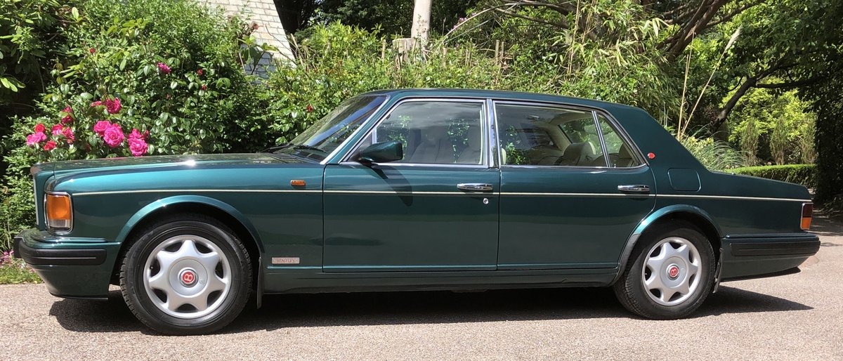 1996 BENTLEY TURBO RL MkIV For Sale (picture 3 of 6)