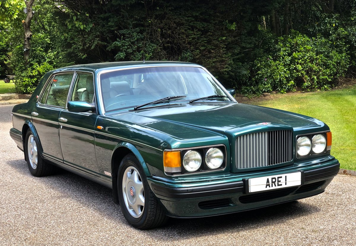 1996 BENTLEY TURBO RL MkIV For Sale (picture 4 of 6)