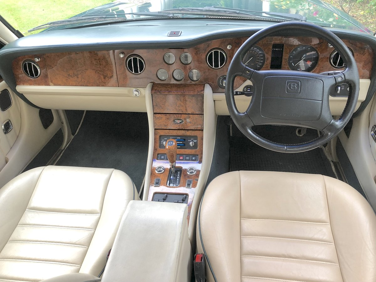 1996 BENTLEY TURBO RL MkIV For Sale (picture 5 of 6)