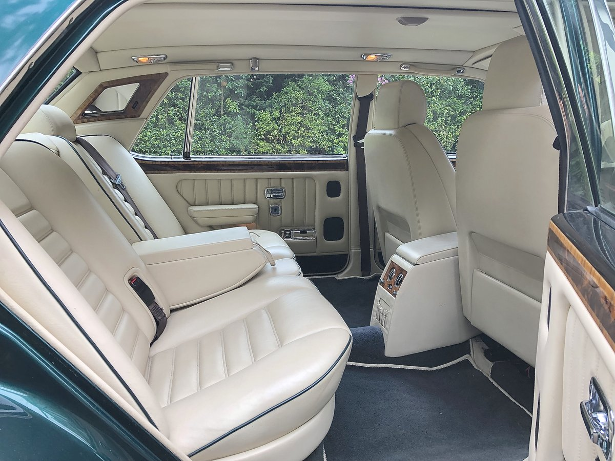 1996 BENTLEY TURBO RL MkIV For Sale (picture 6 of 6)