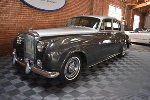 1961 Bentley S2 Saloon = LHD clean Grey(~)Red  $49.5k