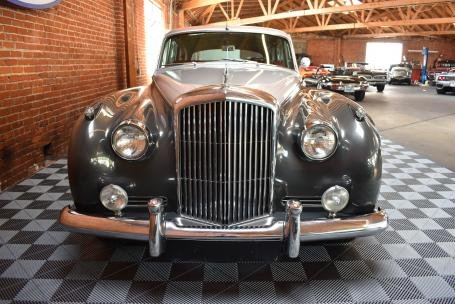 1961 Bentley S2 Saloon = LHD clean Grey(~)Red  $49.5k For Sale (picture 2 of 6)