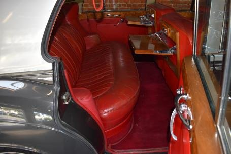 1961 Bentley S2 Saloon = LHD clean Grey(~)Red  $49.5k For Sale (picture 5 of 6)