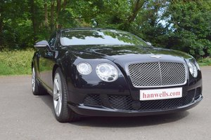 2011/11 Bentley Continental GT in Beluga For Sale