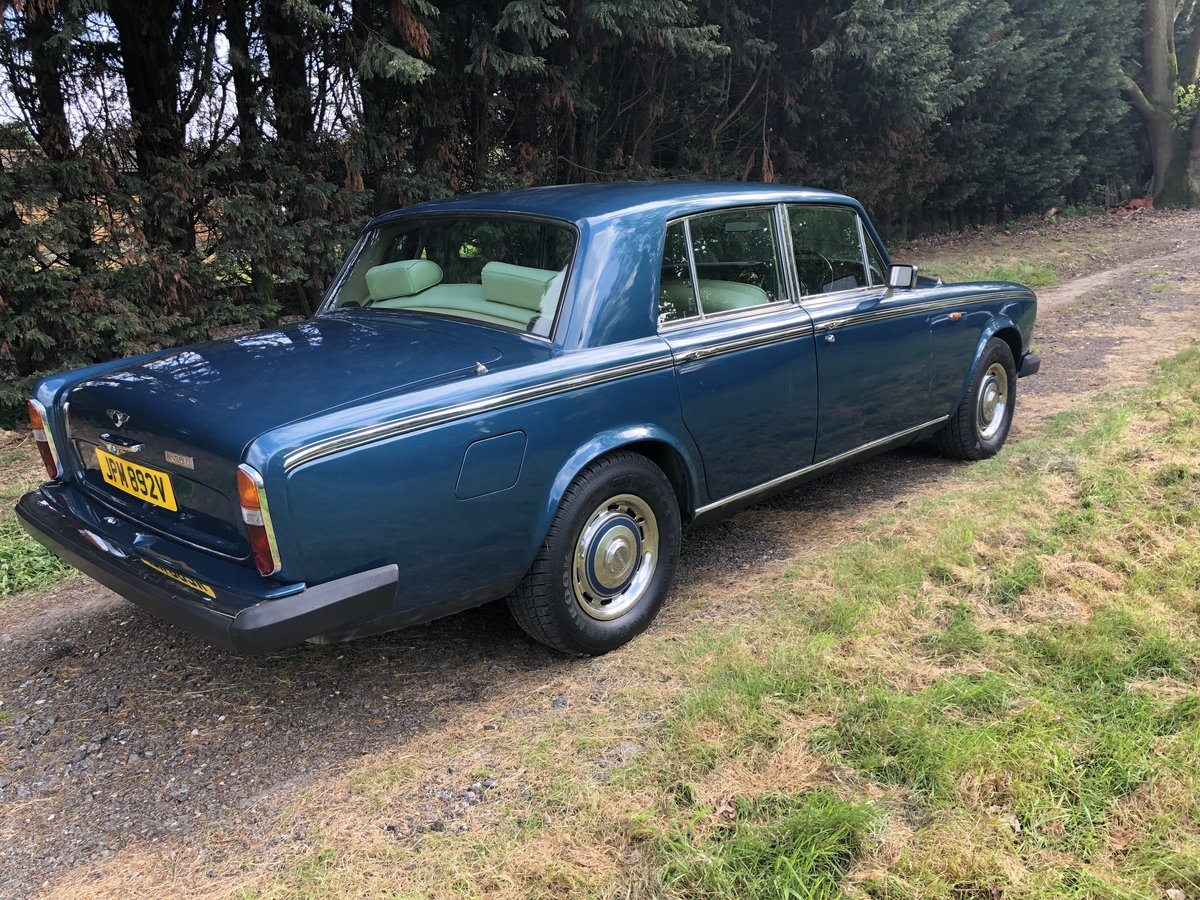 Bentley T 2 1979 Ex Margaret Thatcher For Sale (picture 2 of 6)