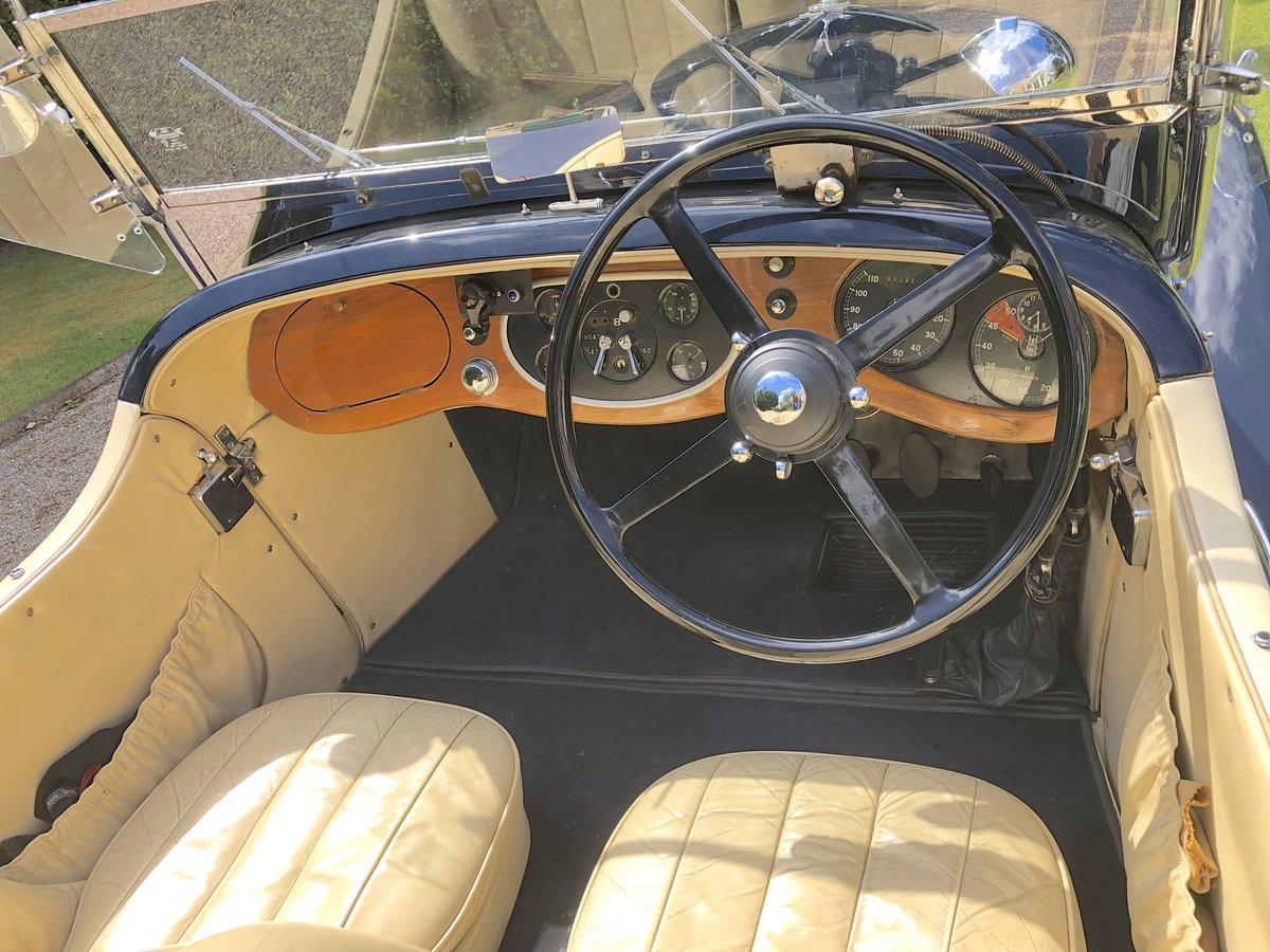 1935 BENTLEY 3 1/2 Litre Vanden Plas 4 seat tourer For Sale (picture 4 of 6)