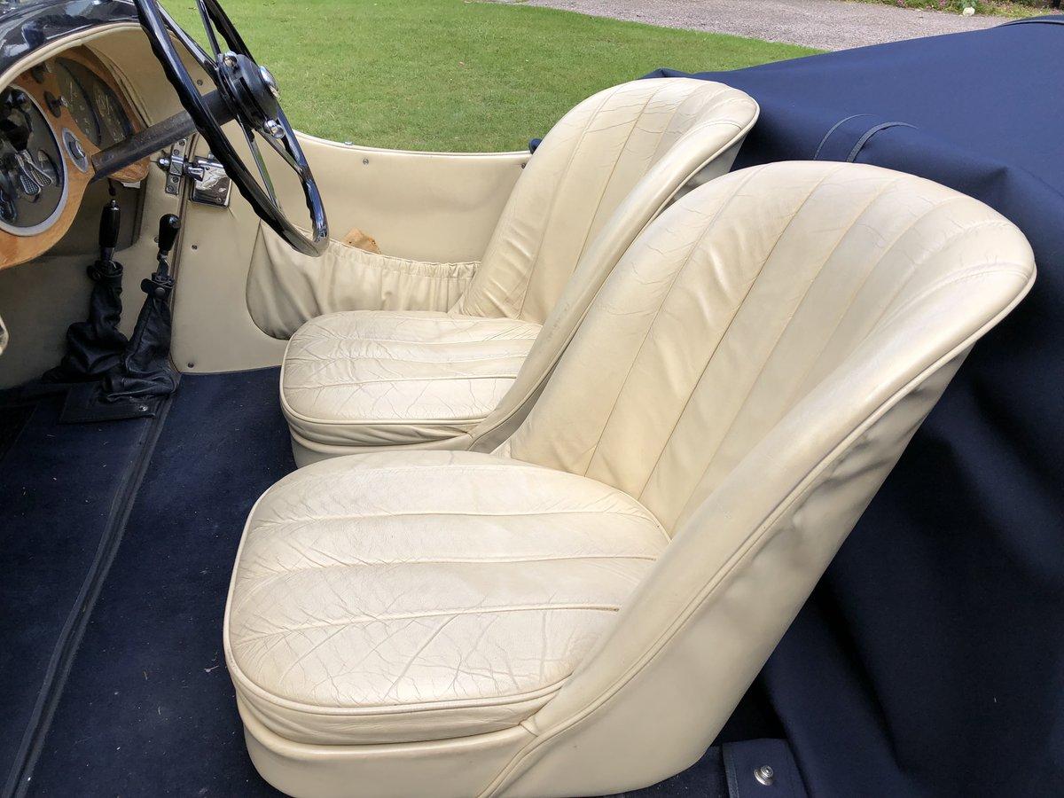 1935 BENTLEY 3 1/2 Litre Vanden Plas 4 seat tourer For Sale (picture 5 of 6)