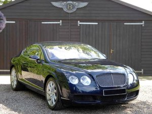 2005 Bentley Continental GT For Sale by Auction