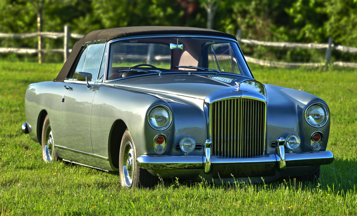 1961 Bentley S2 Park Ward Continental Drophead For Sale (picture 1 of 6)
