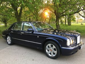 2000 Bentley Arnage red label 28,000 miles full history  For Sale