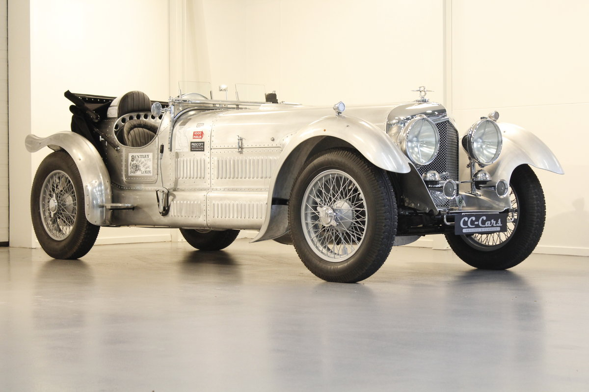 1937 Bentley Sport Special 4.2 Recreation For Sale (picture 1 of 6)