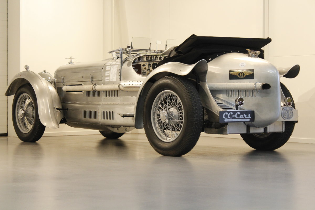 1937 Bentley Sport Special 4.2 Recreation For Sale (picture 3 of 6)