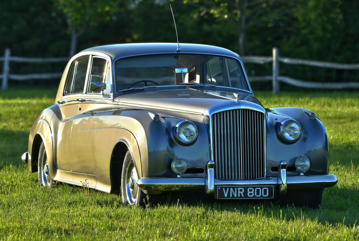 1960 Bentley S2 4 door Standard Steel Saloon For Sale (picture 1 of 6)
