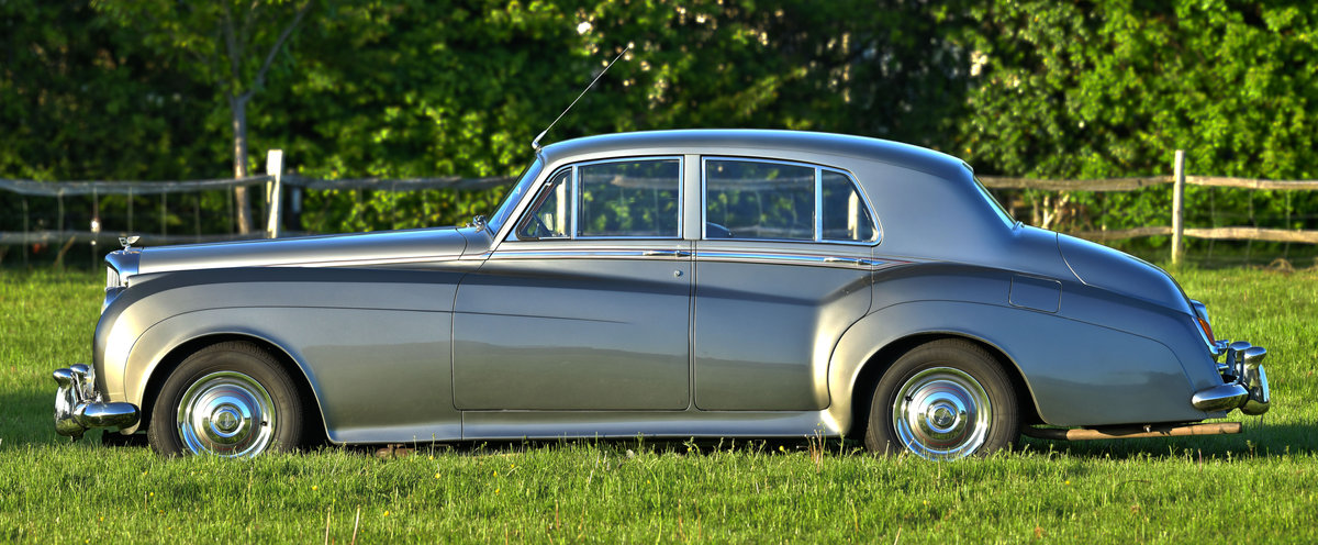 1960 Bentley S2 4 door Standard Steel Saloon For Sale (picture 3 of 6)