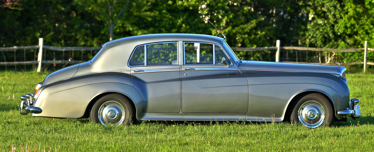 1960 Bentley S2 4 door Standard Steel Saloon For Sale (picture 5 of 6)