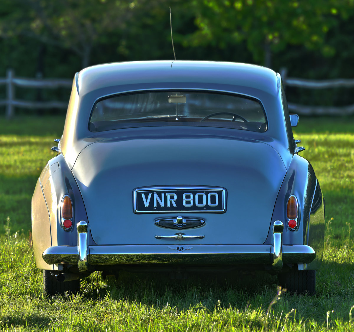 1960 Bentley S2 4 door Standard Steel Saloon For Sale (picture 6 of 6)