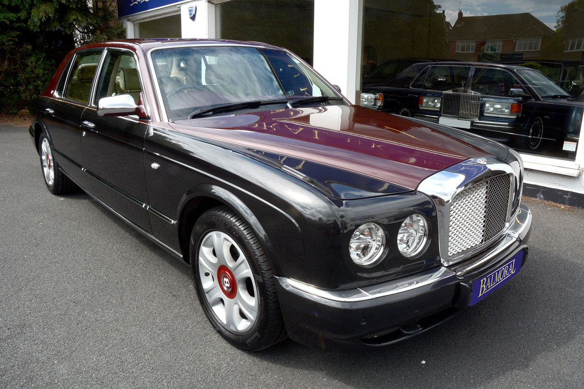 2005 Bentley Arnage RL For Sale (picture 1 of 6)