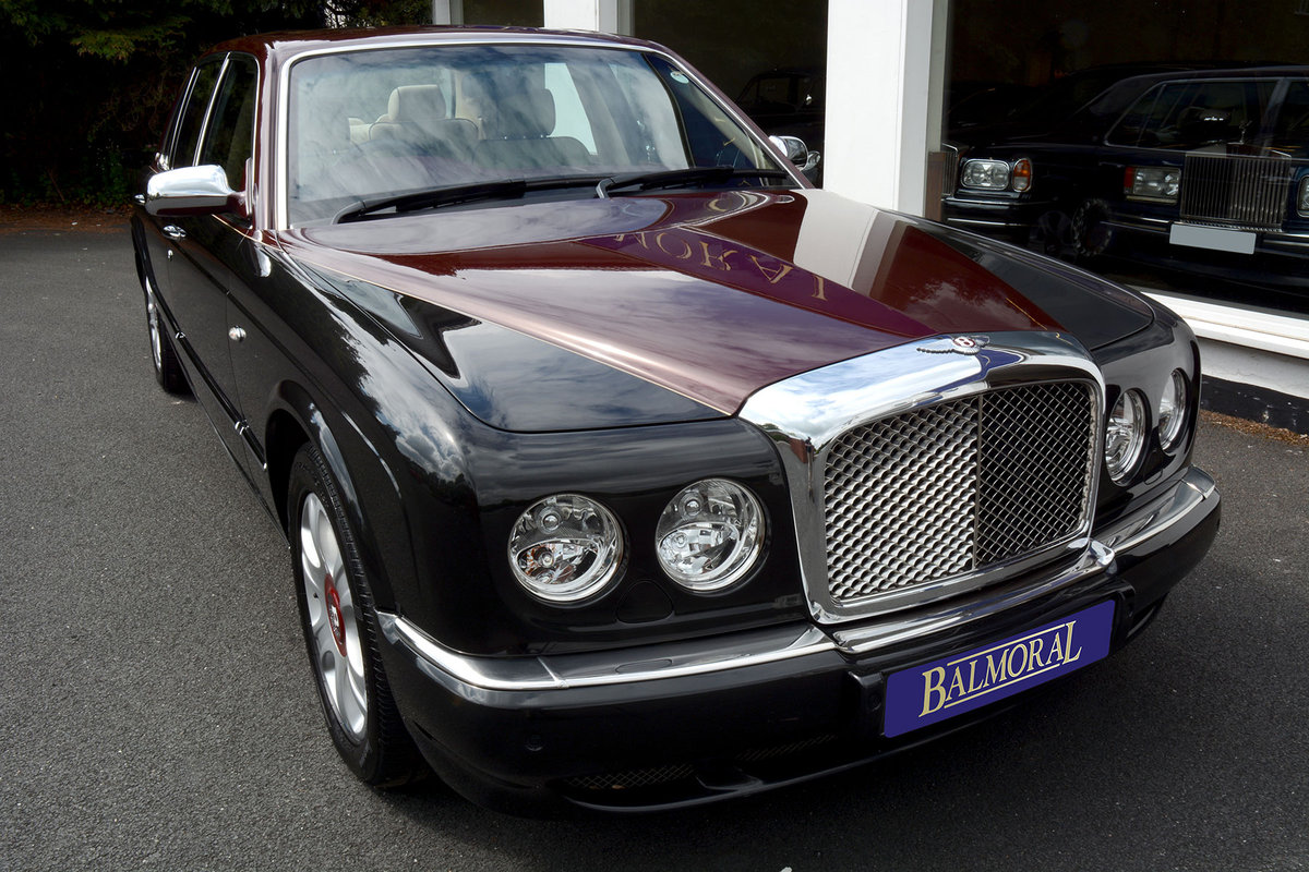 2005 Bentley Arnage RL For Sale (picture 3 of 6)