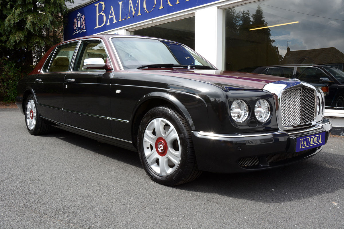 2005 Bentley Arnage RL For Sale (picture 5 of 6)