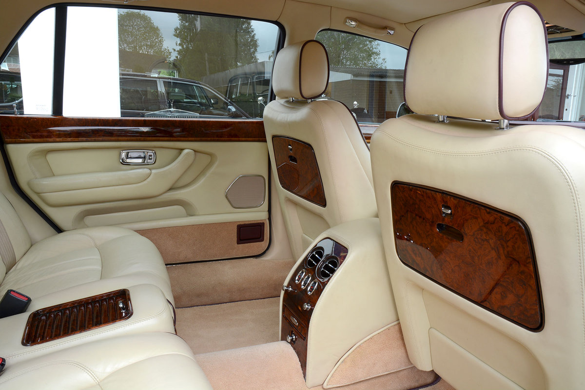 2005 Bentley Arnage RL For Sale (picture 6 of 6)