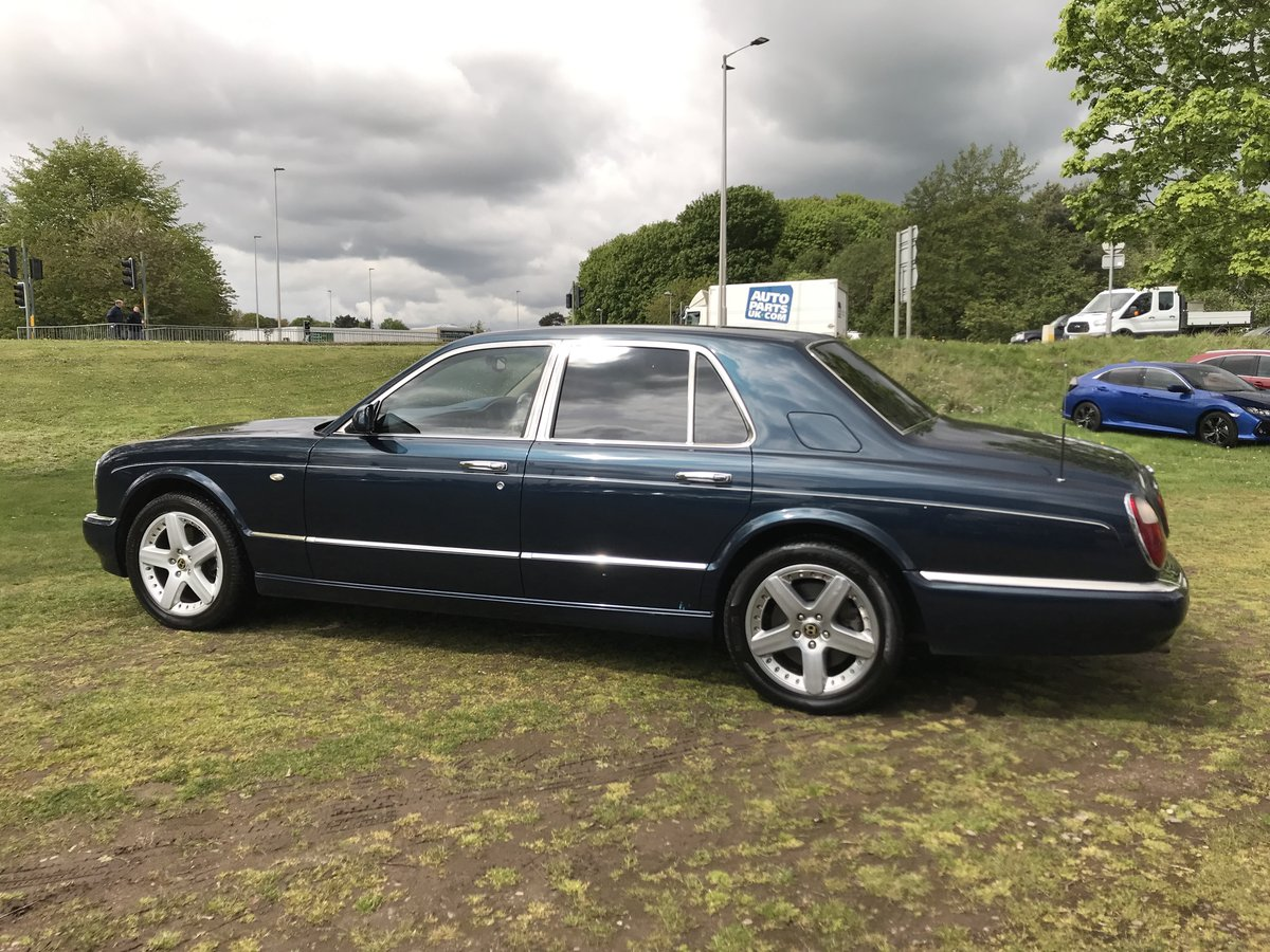 2001 6.8L  Arnage For Sale (picture 3 of 6)