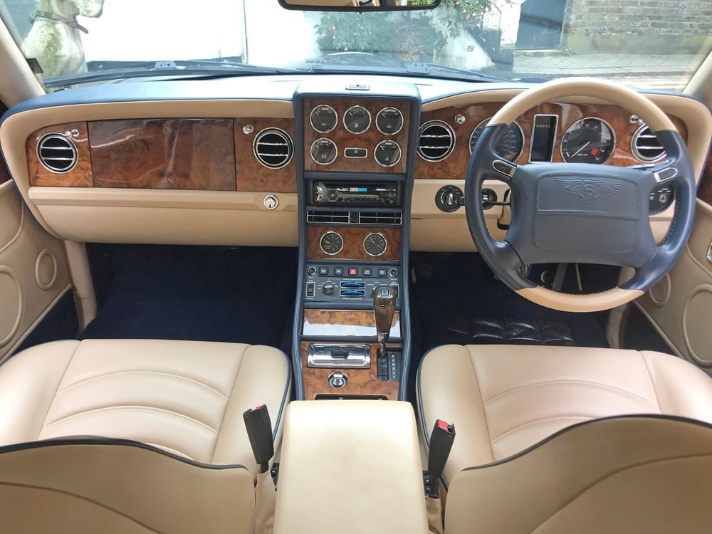 1997 Bentley Continental R - 26.250 miles only For Sale (picture 2 of 6)