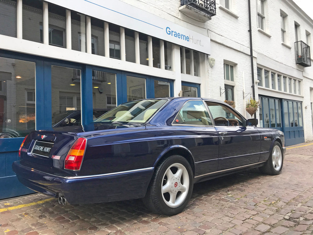 1997 Bentley Continental R - 26.250 miles only SOLD (picture 5 of 6)