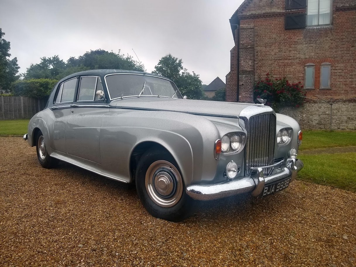 1964 Bentley S3 for Auction Friday 12th July SOLD by Auction (picture 1 of 6)