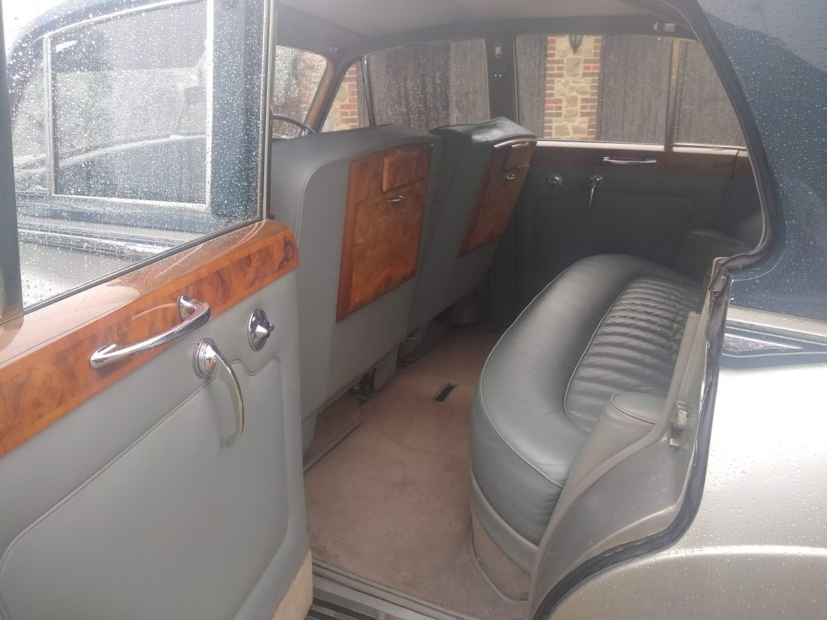 1964 Bentley S3 for Auction Friday 12th July SOLD by Auction (picture 6 of 6)