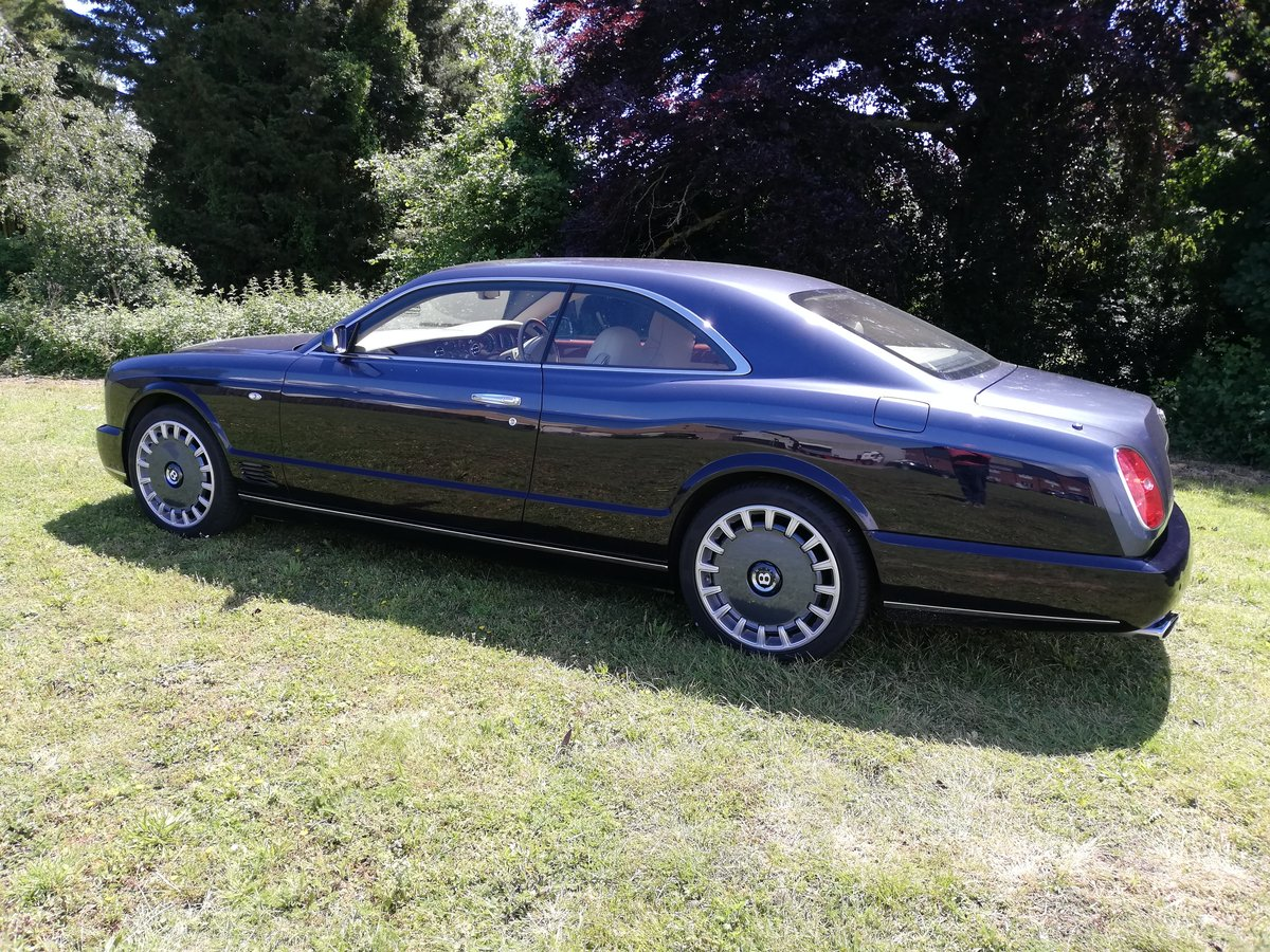 2009 Bentley Brooklands Coupe  SOLD (picture 2 of 6)