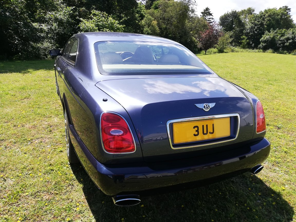 2009 Bentley Brooklands Coupe  SOLD (picture 3 of 6)