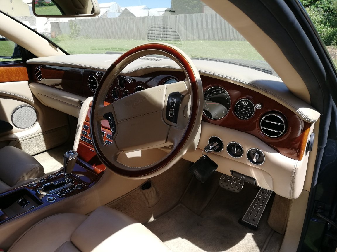 2009 Bentley Brooklands Coupe  SOLD (picture 4 of 6)