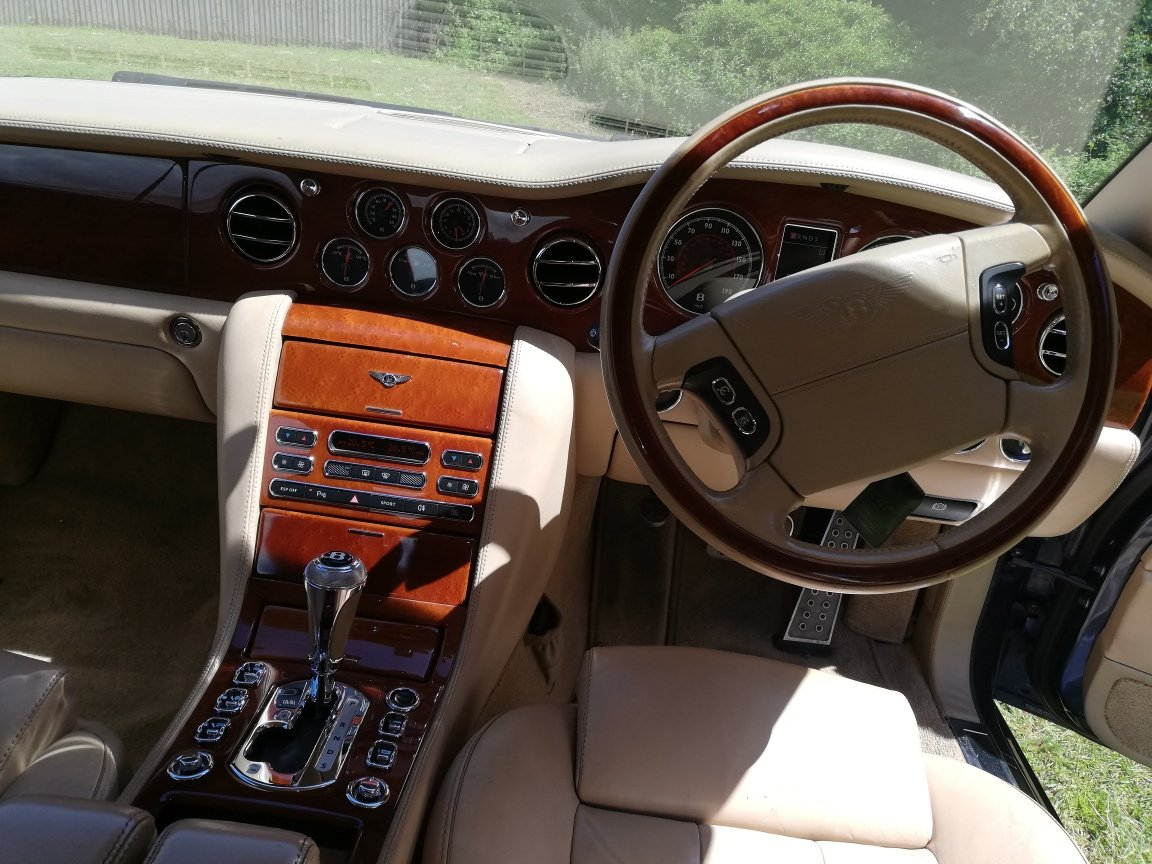 2009 Bentley Brooklands Coupe  SOLD (picture 5 of 6)
