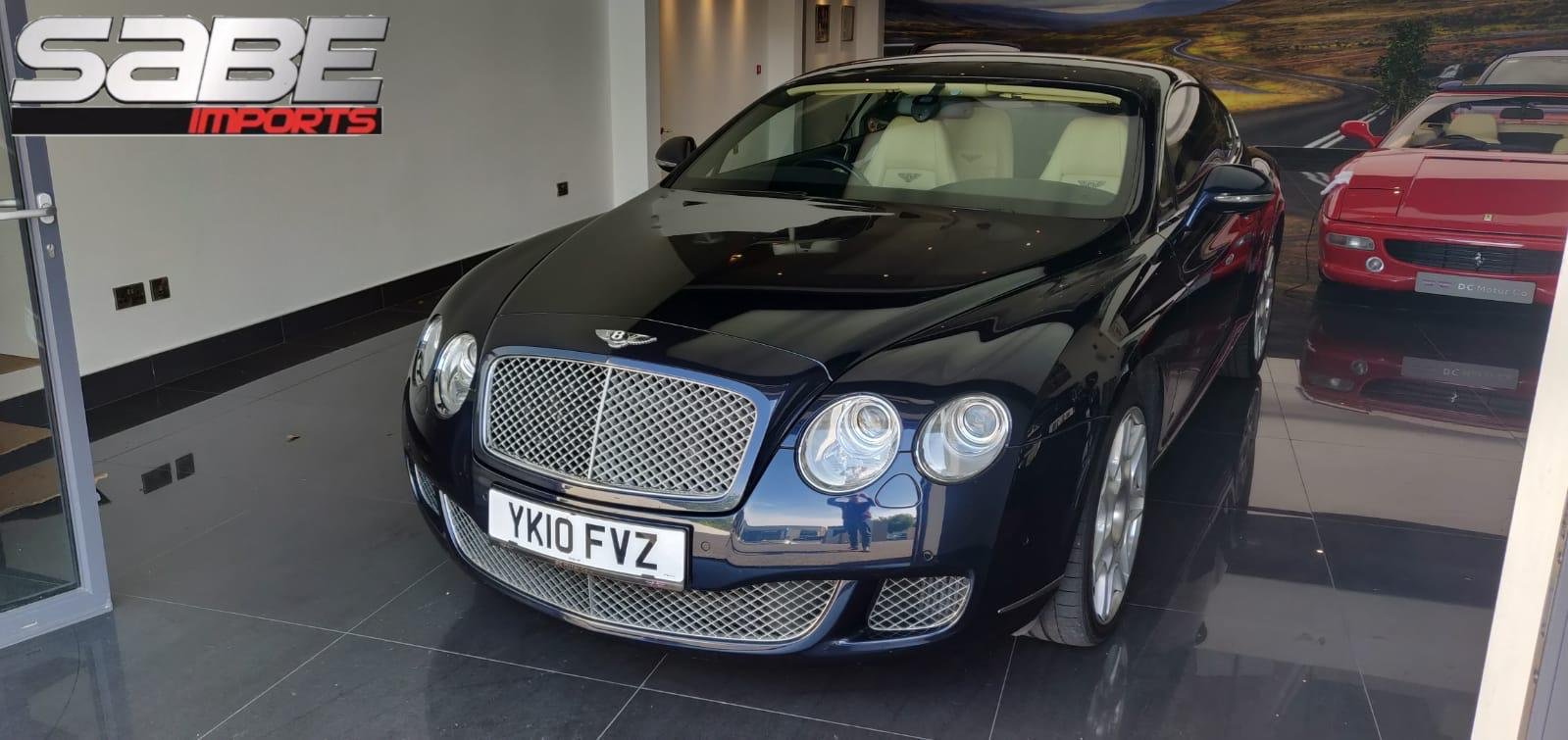 2010 Stunning Bentley Continental GT Mulliner For Sale (picture 2 of 6)