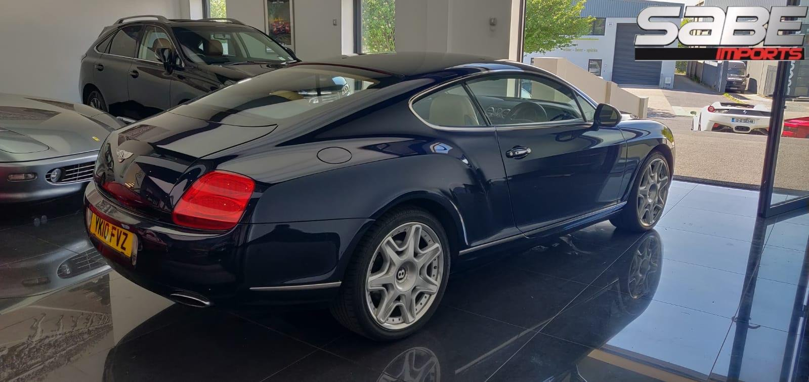 2010 Stunning Bentley Continental GT Mulliner For Sale (picture 3 of 6)