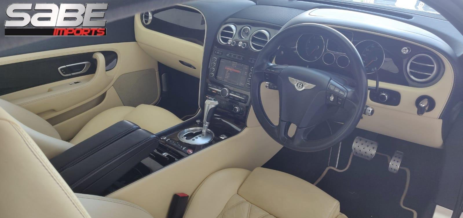 2010 Stunning Bentley Continental GT Mulliner For Sale (picture 4 of 6)