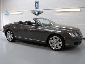 2008 Bentley  Continental  GTC Mulliner    Only 27,000miles For Sale