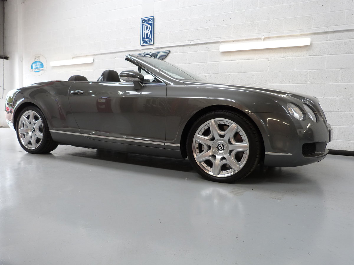 2008 Bentley  Continental  GTC Mulliner    Only 27,000miles For Sale (picture 2 of 6)