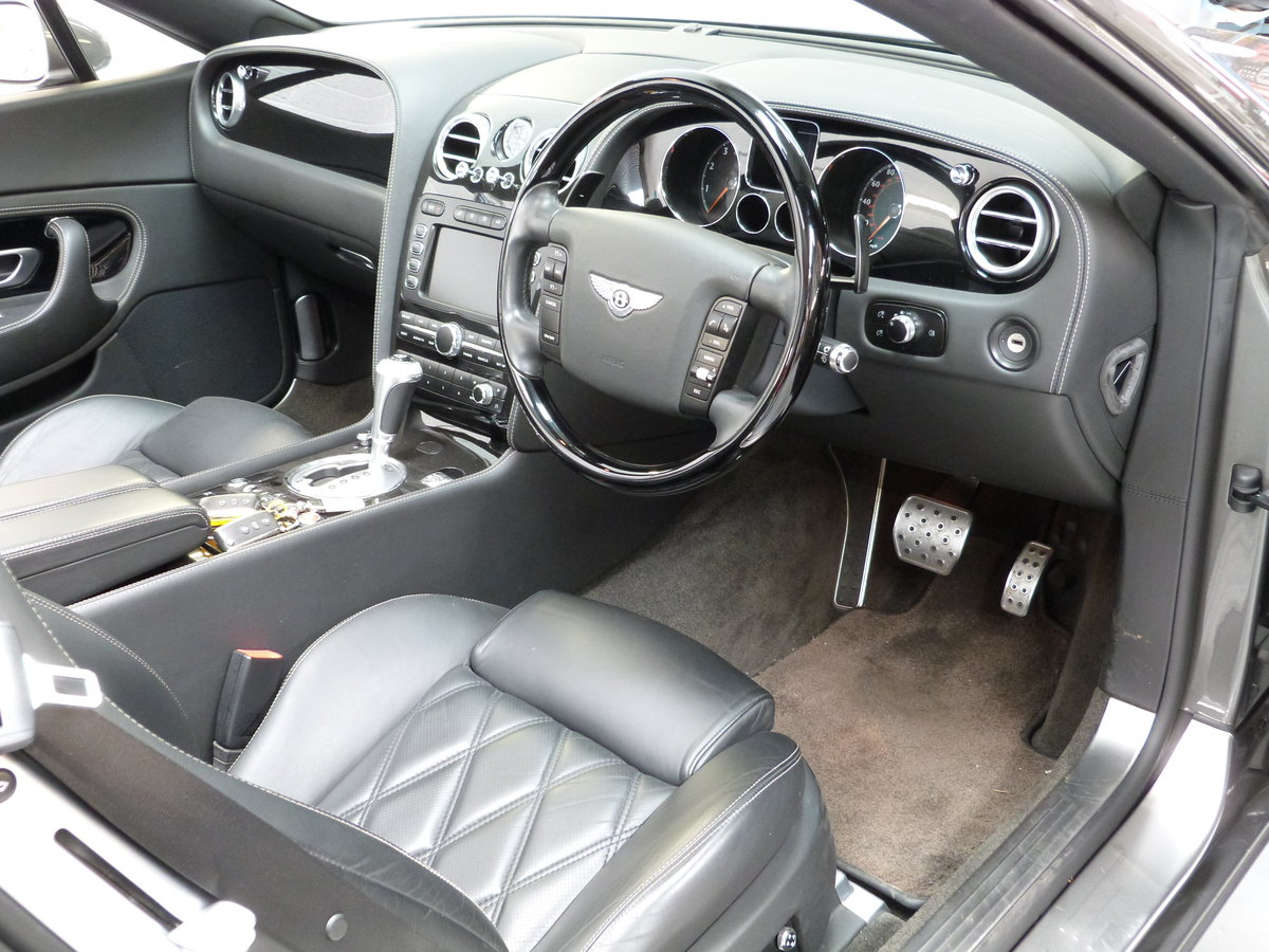 2008 Bentley  Continental  GTC Mulliner    Only 27,000miles For Sale (picture 3 of 6)