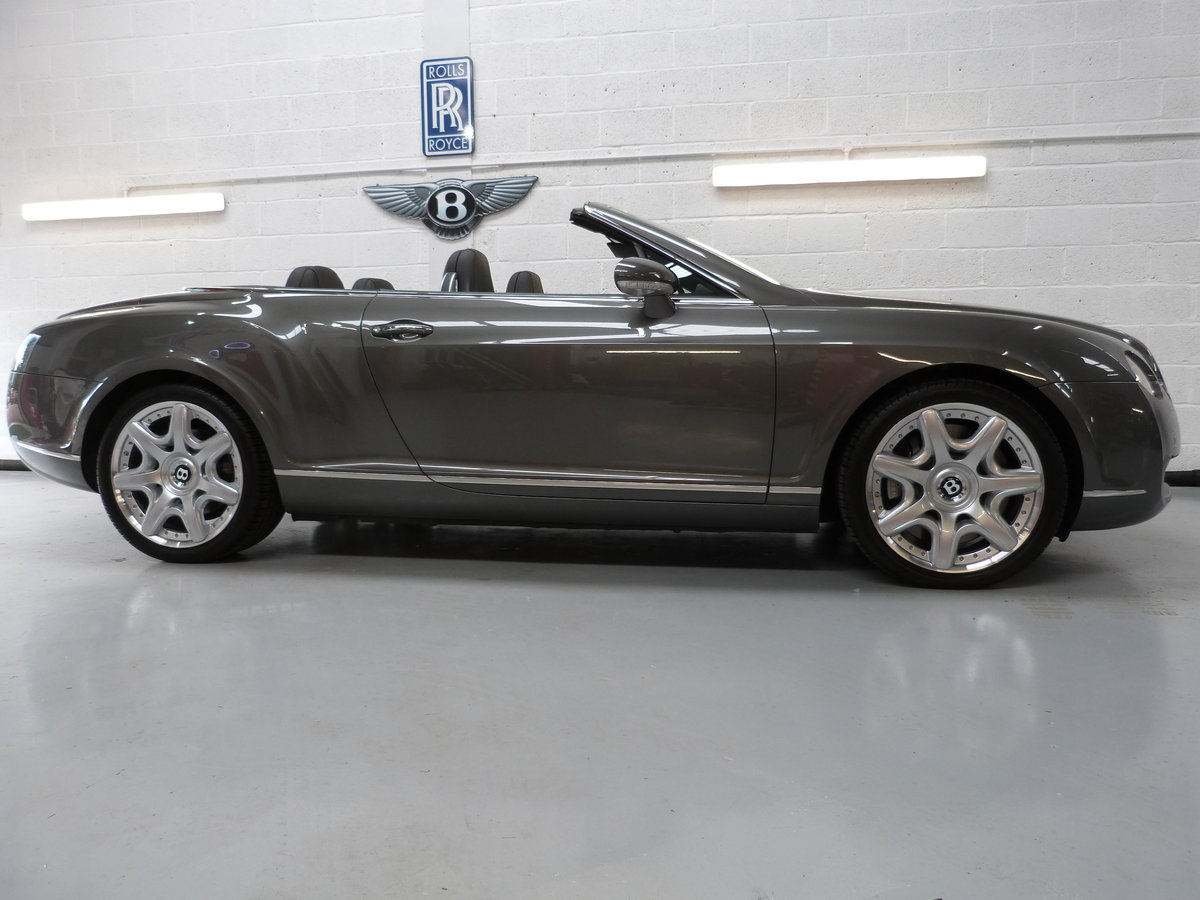2008 Bentley  Continental  GTC Mulliner    Only 27,000miles For Sale (picture 5 of 6)