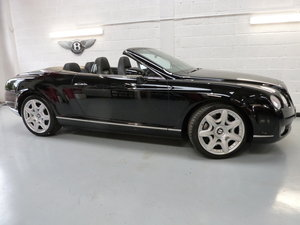 2008 Bentley  Continental  GTC  Mulliner only 30,000ml