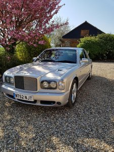 2002 Rare opportunity to own this classic bentley