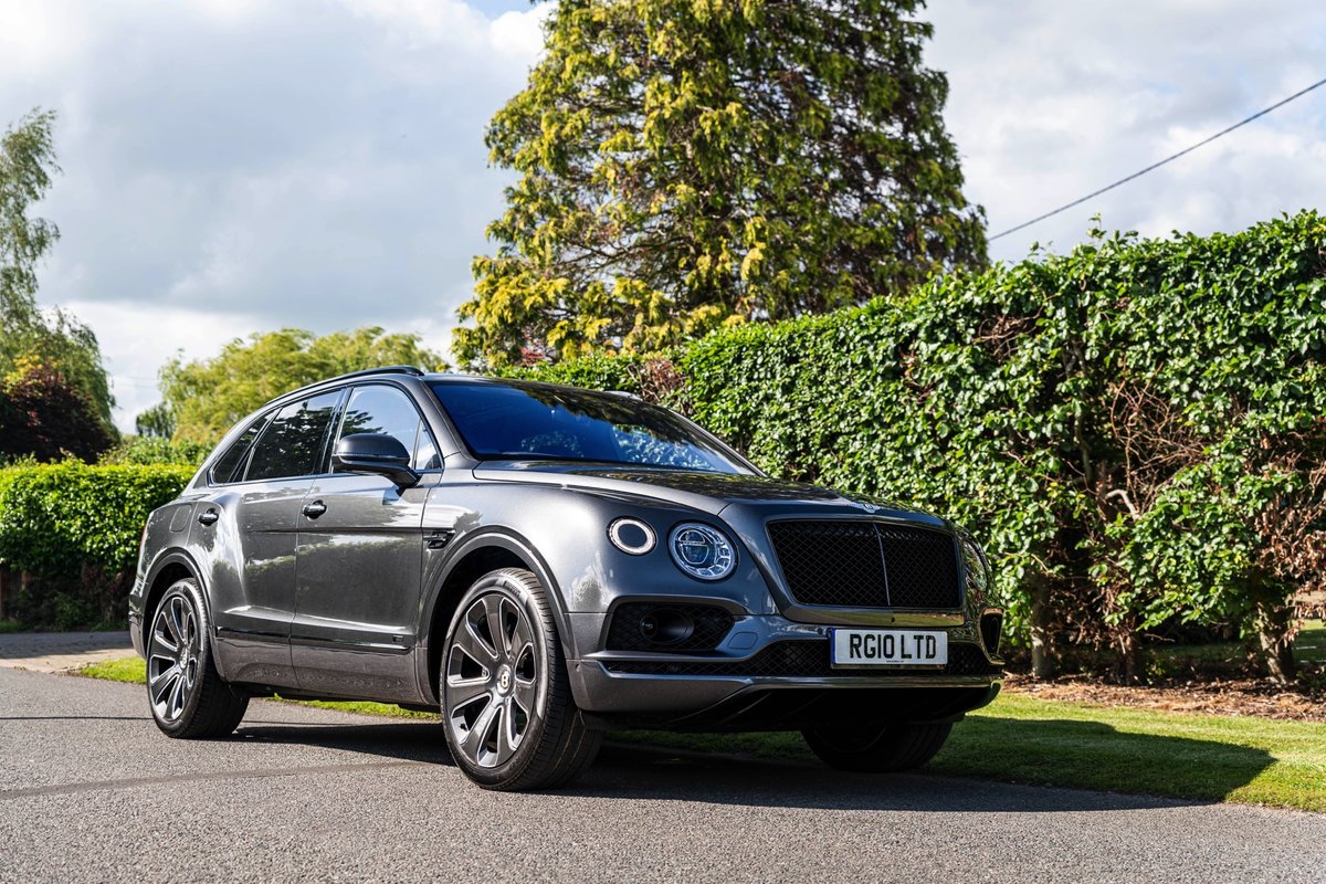 2019 (19) Bentley Bentayga V8 For Sale (picture 1 of 6)